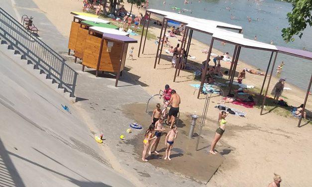 Реконструкція пляжу в Запоріжжі: аналіз актів показав зловживання вартістю та об'ємами — документ