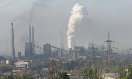 Запоріжці проголосували за зменшення викидів в атмосферу