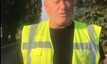 Компанія Альтком, яка забруднювала річку на Запоріжжі публічно вибачилася