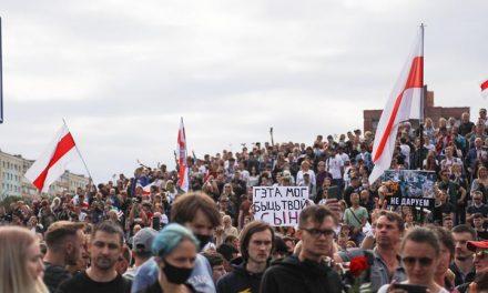 У Білорусі загинуло 5 протестувальників та 7 у критичному стані