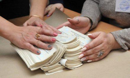 Під Запоріжжям зафіксували порушення при формуванні виборчих комісій