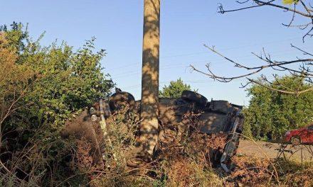 Чергова ДТП на Запоріжжі й знову смертельна