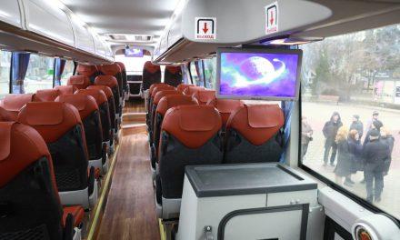 При покупці люксового автобусу запорізькі чиновники вкрали 5 мільйонів гривень