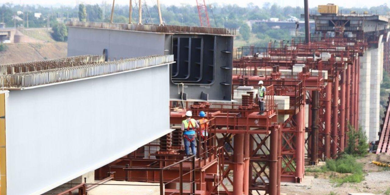 Будівництво мостів у Запоріжжі: містяни будуть їздити лише по половині мосту. Частина-2