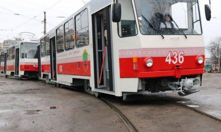 У Запоріжжі тимчасово змінять маршрут одного з трамваїв
