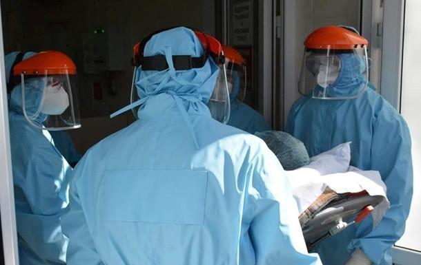 На Запоріжжі різке зростання кількості хворих, COVID- 19 забрав 2 життя