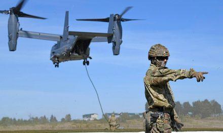У запорізькому небі відбудеться безпарашутне десантування з американських військових літаків