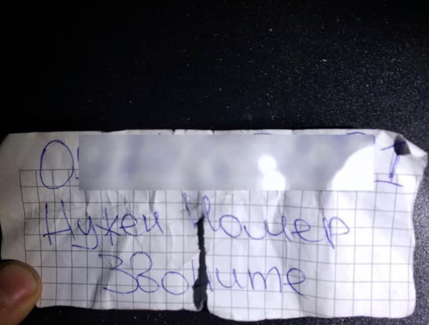 У Запоріжжі затримали чоловіків, які знущалися з власників авто