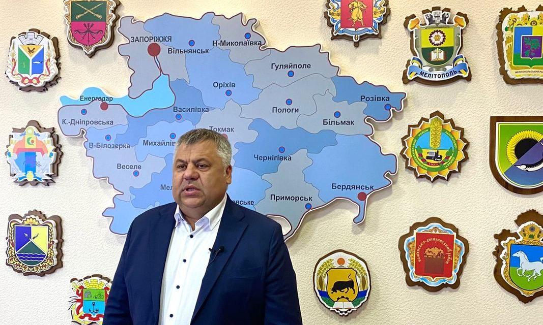"""У Запоріжжі назвали населені пункти області, які близькі до виходу із """"зеленої"""" зони"""