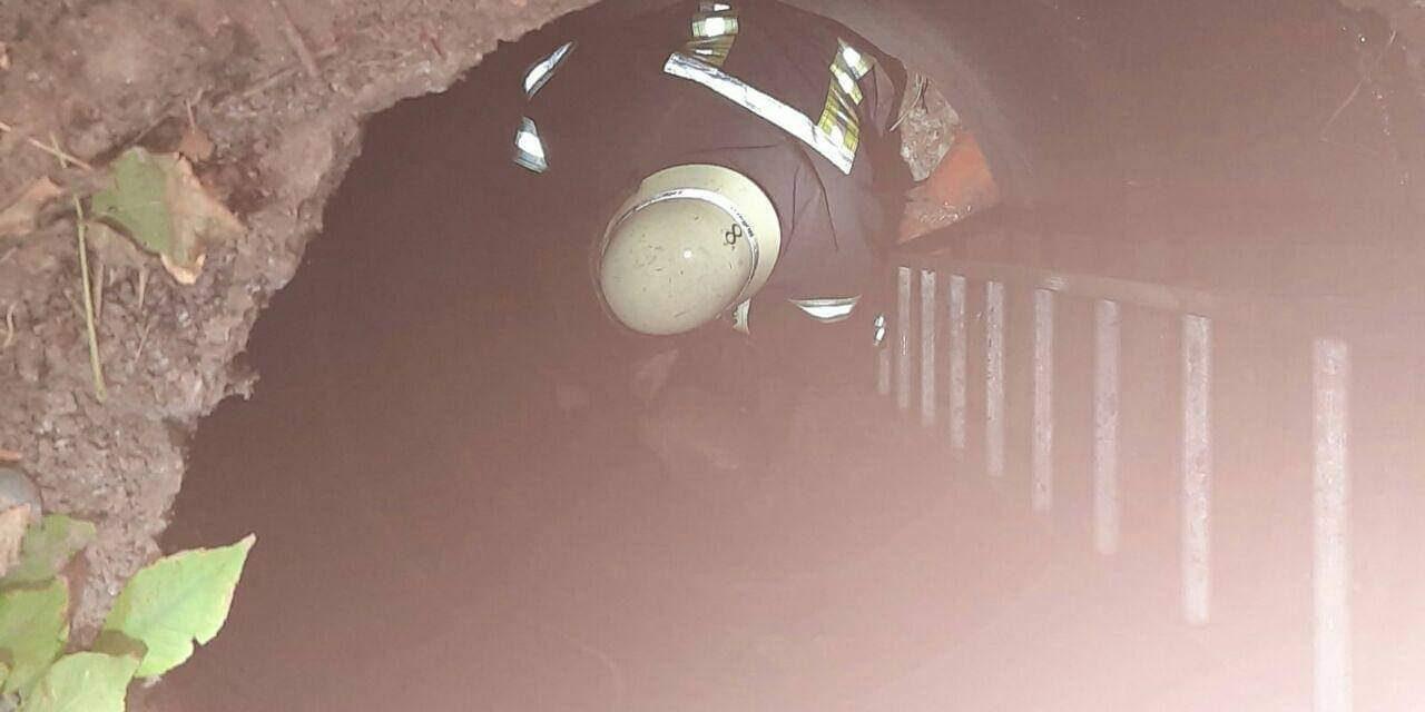 У Запоріжжі малолітній хлопчик впав у колодязь