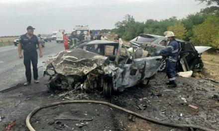 На трасі Харків-Сімферополь в ДТП загинуло двоє людей