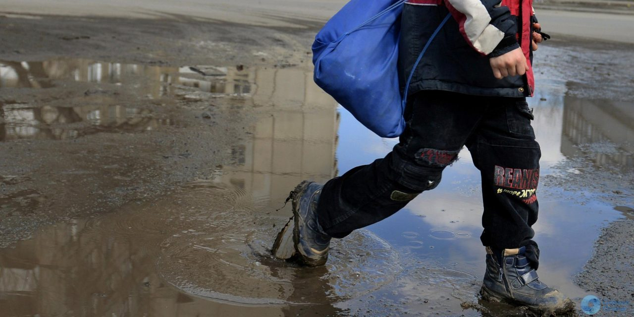 На Запоріжжі 8 річний хлопчик зник дорогою додому, поліція розшукала