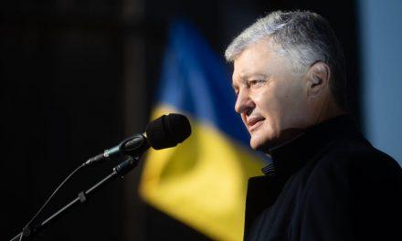 У Запоріжжі п'ятий президент підтримав «Європейську Солідарність» перед місцевими виборами