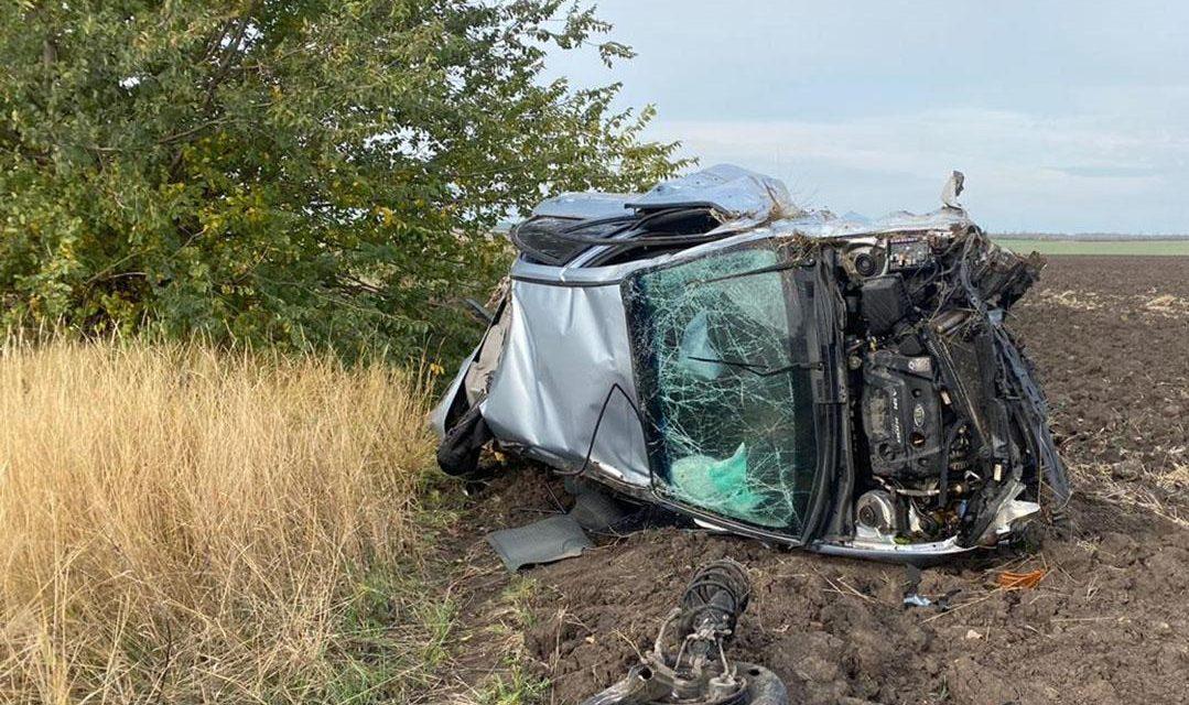 Нетвереза водійка на Запоріжжі розтрощила авто й загинула