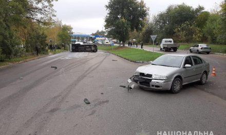 У поліції розказали про постраждалих в ДТП у Запоріжжі
