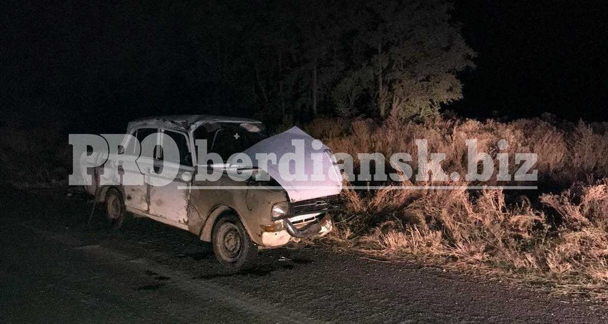 У водія, що на швидкості влетів в інше авто на Запоріжжі, було в 10 разів більше алкоголю у  крові, а ніж дозволено