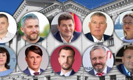 З'явилися офіційні результати виборів міського голови Запоріжжя – документ