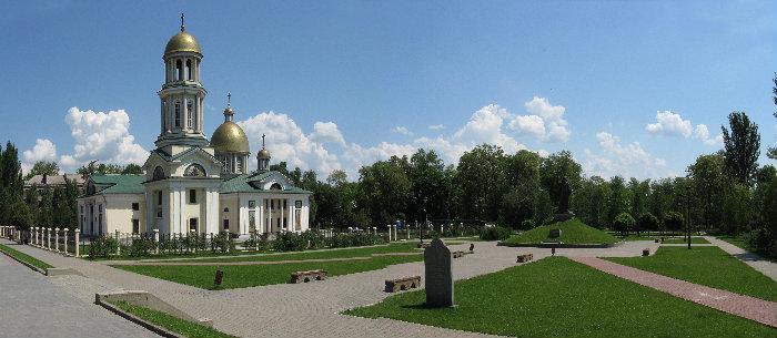 Парк біля церкви Богуслаєва будуть реконструювати за гроші запоріжців