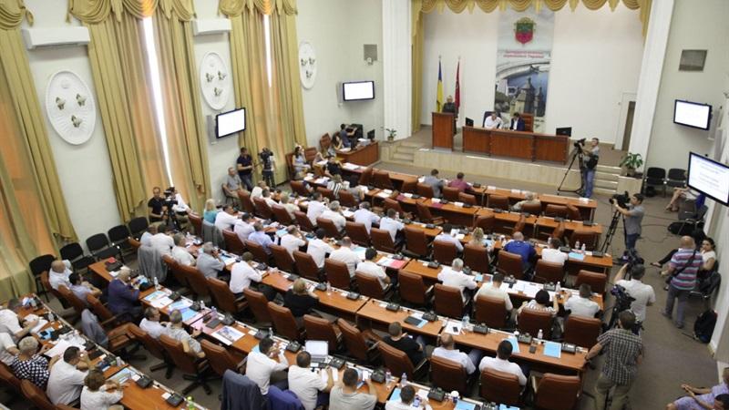 Сьогодні у Запоріжжі сесія міської ради, розглядатимуть питання фінансування боротьби з коронавірусом