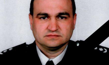 На Запоріжжі родина поліцейського, який помер від ускладнення Covid-19, потребує допомоги – фото