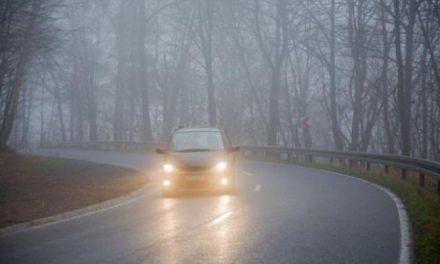 Ожеледиця й погана видимість: водіїв Запорізької області попереджають про небезпеку