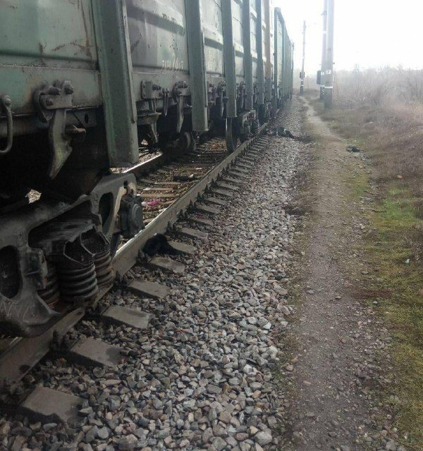 На залізниці у Запоріжжі трапилася трагедія – фото